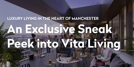 Vita Living: Exclusive First Look tickets