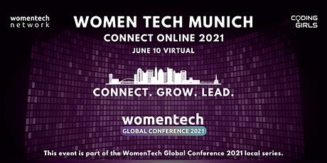 WomenTech Munich - Connect Online (Employer Tickets) Tickets