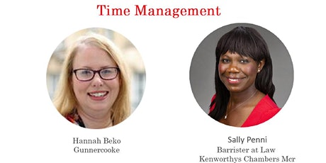 Thursday Lunch and Learn - Time Management with Hannah Beko tickets