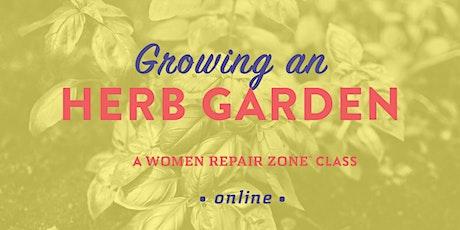 Growing an Herb Garden tickets