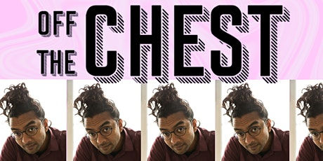 Off The Chest: January Zoom Sesh Poetry Open Mic + Workshop tickets