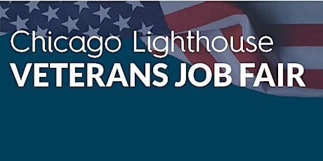 Virtual Veterans Job Fair tickets