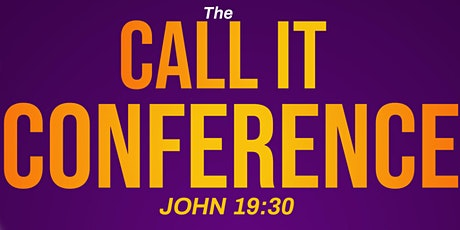 The Call It Conference 2021 tickets