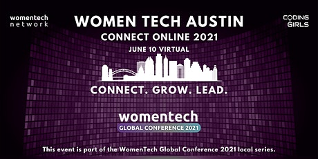 WomenTech Austin - Connect Online (Employer Tickets) tickets
