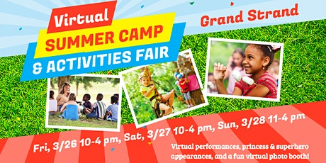 Grand Strand Virtual Camp Fair tickets