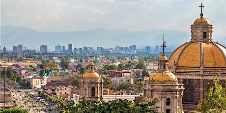 ¨Pèlerinage virtuel Mexique: La Vierge de Guadalupe, patronne des Amériques billets