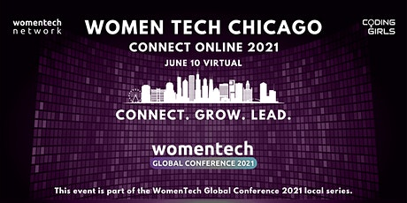 WomenTech Chicago - Connect Online (Employer Tickets) tickets
