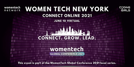 WomenTech New York - Connect Online (Employer Tickets) tickets