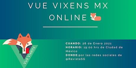 Vue Vixens MX Online Enero entradas