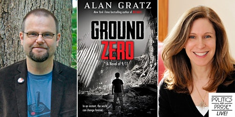 P&P Live! Alan Gratz | GROUND ZERO with Lauren Tarshis tickets
