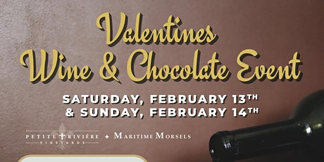 Valentine's Wine & Chocolate Event! tickets