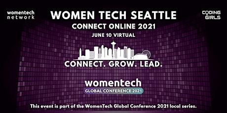 WomenTech Seattle - Connect Online (Employer Tickets) tickets