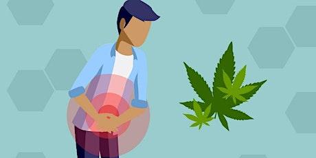 IBD & Cannabis tickets