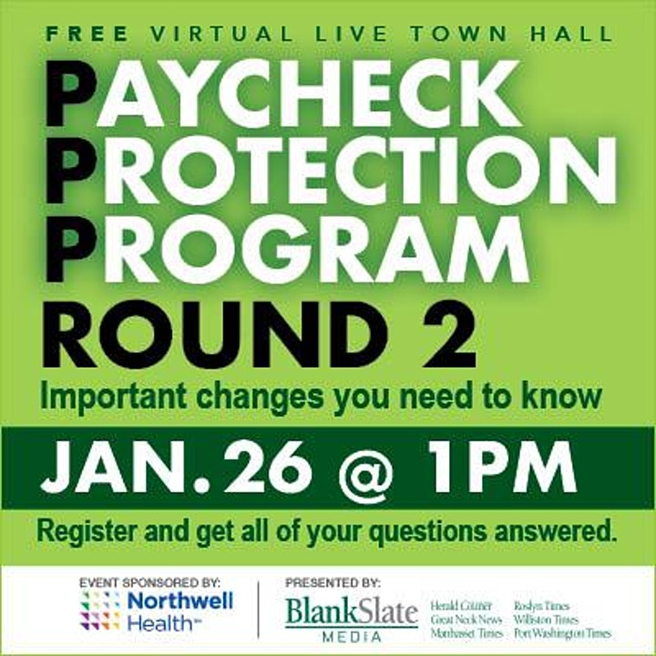 Blank Slate Media Presents: PPP Round 2: What you need to know image