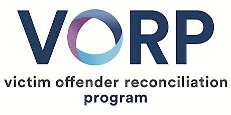 VORP Mediation Training Workshop tickets