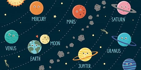 Virtual Tour of the Solar System tickets