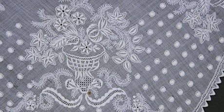Collection Showcase: Whitework Embroidery (Repeat Showing) tickets