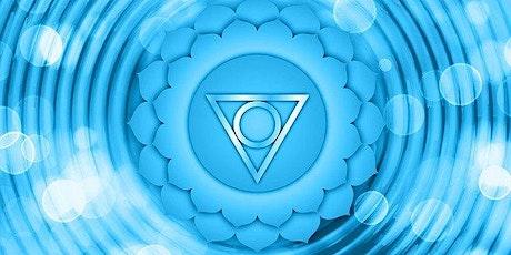 Yoga Nidra Guided Meditation — Throat Chakra tickets