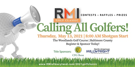 RMI 2021 Golf Classic tickets