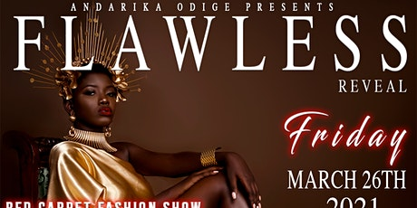 Flawless Reveal Fashion Show tickets