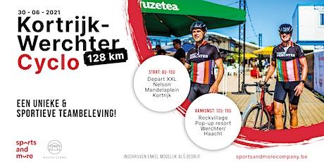 Kortrijk-Werchter Cyclo billets