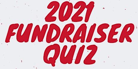 Election 2021 Fundraiser Quiz tickets