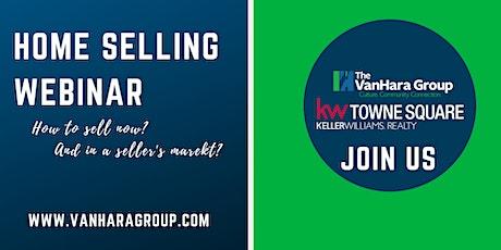 Home Selling Webinar- Limited Spots!! tickets