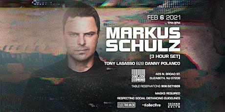 MARKUS SCHULZ [3 HOUR SET] tickets