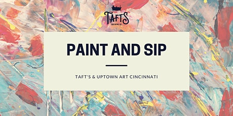 Paint and Sip tickets