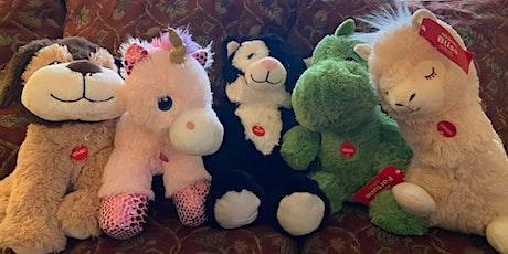 Free Valentine's Day Stuffed Animal Drive Thru tickets