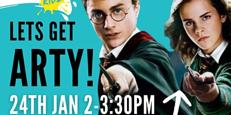 "ART SIPPERS KIDZ FREE LIVE EXPERIENCE SHOW - ""HARRY POTTER THEME"" tickets"
