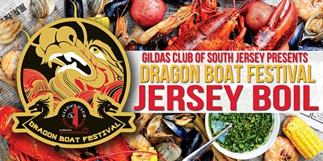Gilda's Club Dragon Boat Festival - Jersey Seafood Boil tickets
