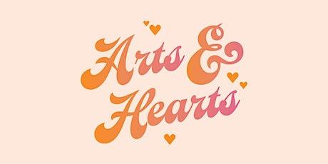 Arts and Hearts tickets