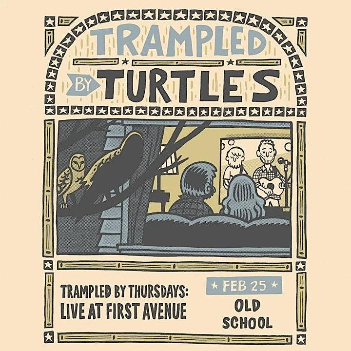 Trampled By Turtles: Old School (Livestream) image