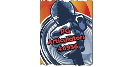 PG Articulators Toastmasters Meeting tickets