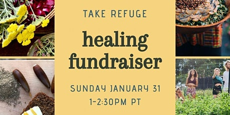 Take Refuge: Healing Fundraiser tickets