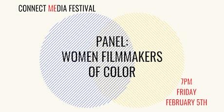 Women Filmmakers of Color Panel tickets