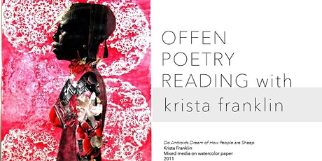 Offen Poetry Reading with Krista Franklin tickets