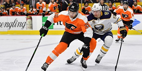 StrEams@!.MaTch Sabres v Flyers LIVE ON 2021 tickets