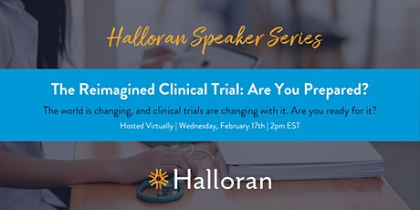 Halloran Speaker Series tickets
