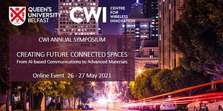 Annual CWI Symposium - Creating Future Connected Spaces tickets