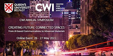 Annual CWI Symposium - Creating Future Connected Spaces bilhetes