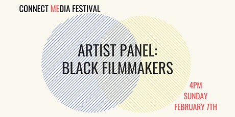 Black Filmmakers Panel tickets