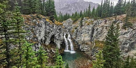 Beginner Guided hike- Edworthy falls Via Elbow Lake trail tickets