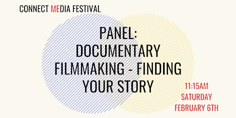 Documentary Filmmaking - Finding your Story Panel tickets