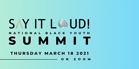 Say It Loud Canada Summit tickets