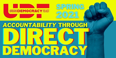 Urban Democracy Feast Spring 2021 tickets