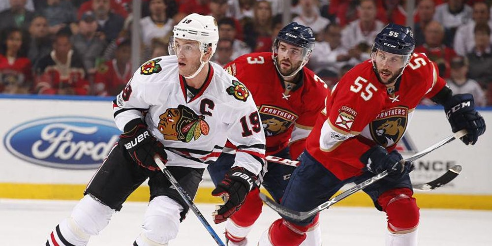 LIVE@!!..@ Chicago Blackhawks v Florida Panthers LIVE ON NHL 2021
