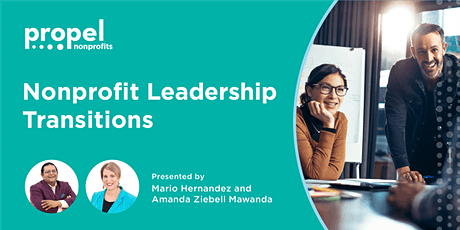 Nonprofit Leadership Transitions tickets
