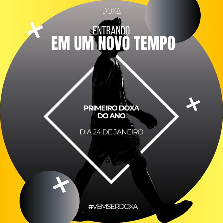 Imagem do evento PRIMEIRO DOXA DO ANO